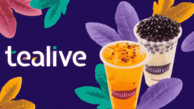 Quench your thirst at TeaLive 7-eleven