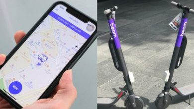 Photo of You Can Now Rent Beam E-Scooter to Stroll Around KL