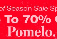 Photo of POMELO – End of Season Sale! Discounts up to 70%!