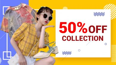 Photo of Get a New Wardrobe with EzBuy's Fashion Collection Sale 50% [3/7/2020 to 7/7/2020]